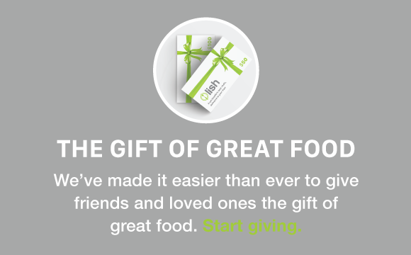 The Gift of Great Food