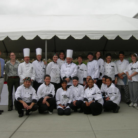 Chef Audemar Leon & Team