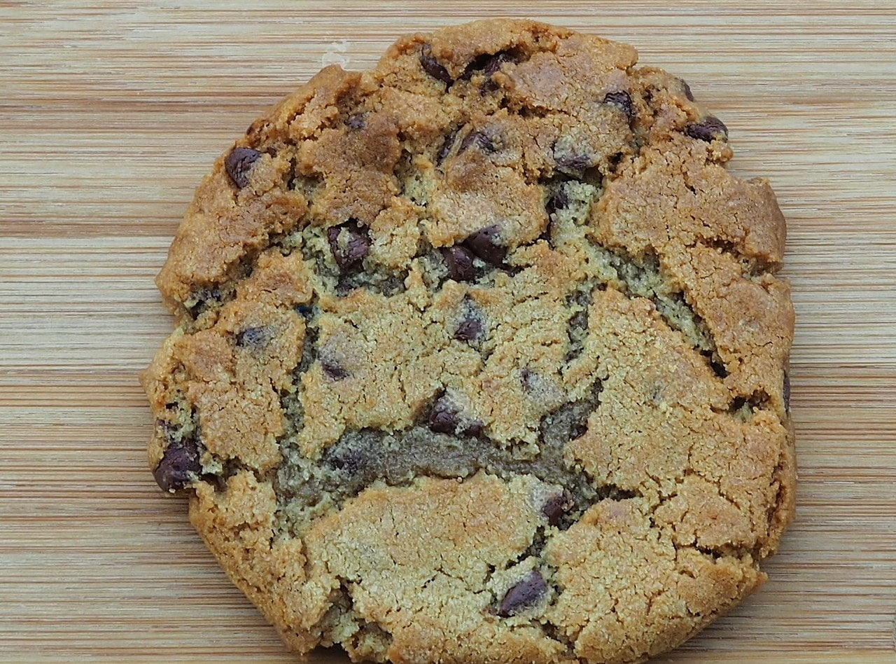 Chocolate Chip Peanut Butter Cookies by Chef Annie Koski-Karell