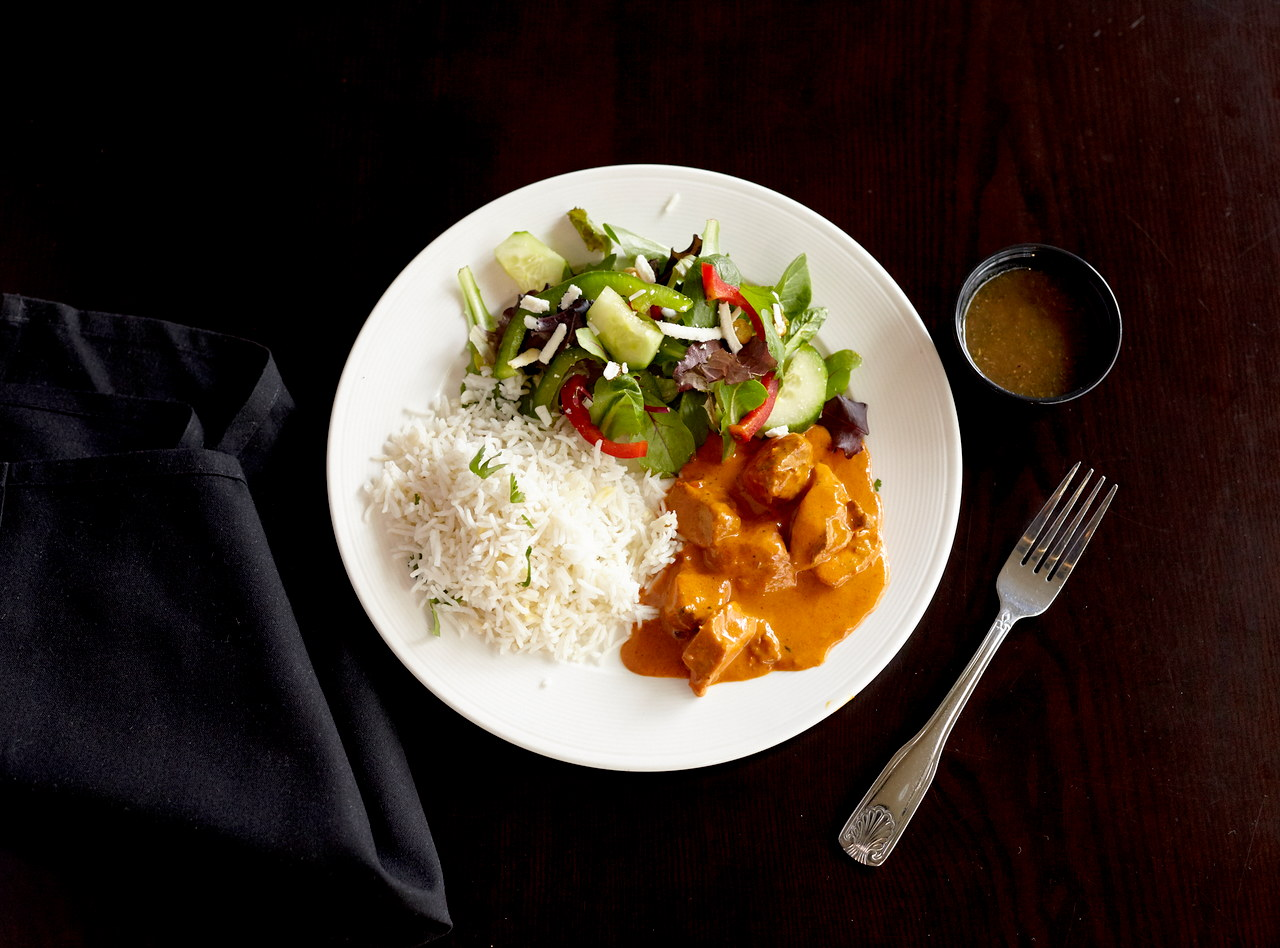 Chicken Tikka Masala by Chef Nitin Panchal