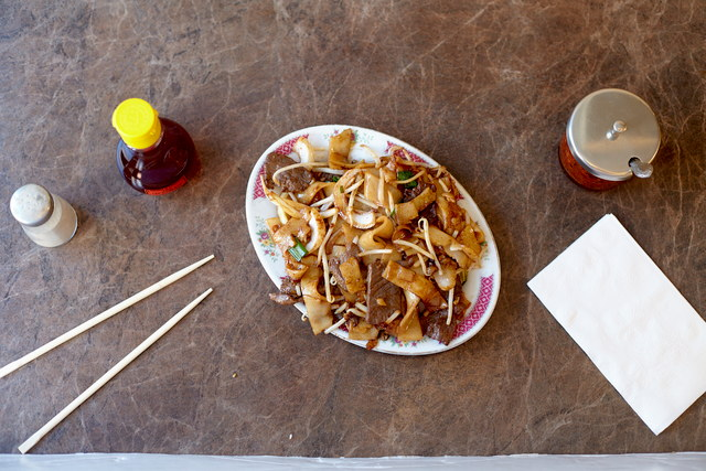 Beef Chow Fun (serves 3) by Chef Han Ma
