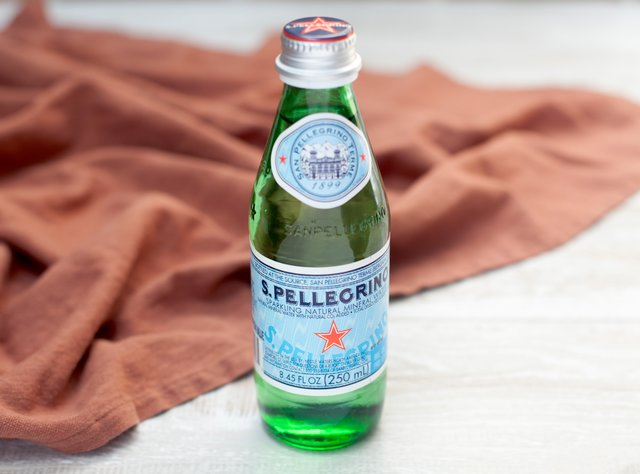 Sparkling Natural Mineral Water by San Pellegrino
